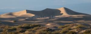 Mesquite Dunes, Death Valley, CA OCT 2015