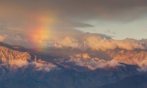 Death Valley, Zabriske Point, OCT 2015.It was an unforgettable moment.