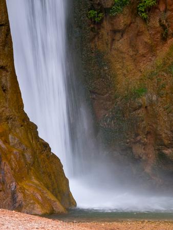 Deer Creek Falls - Perspective 1