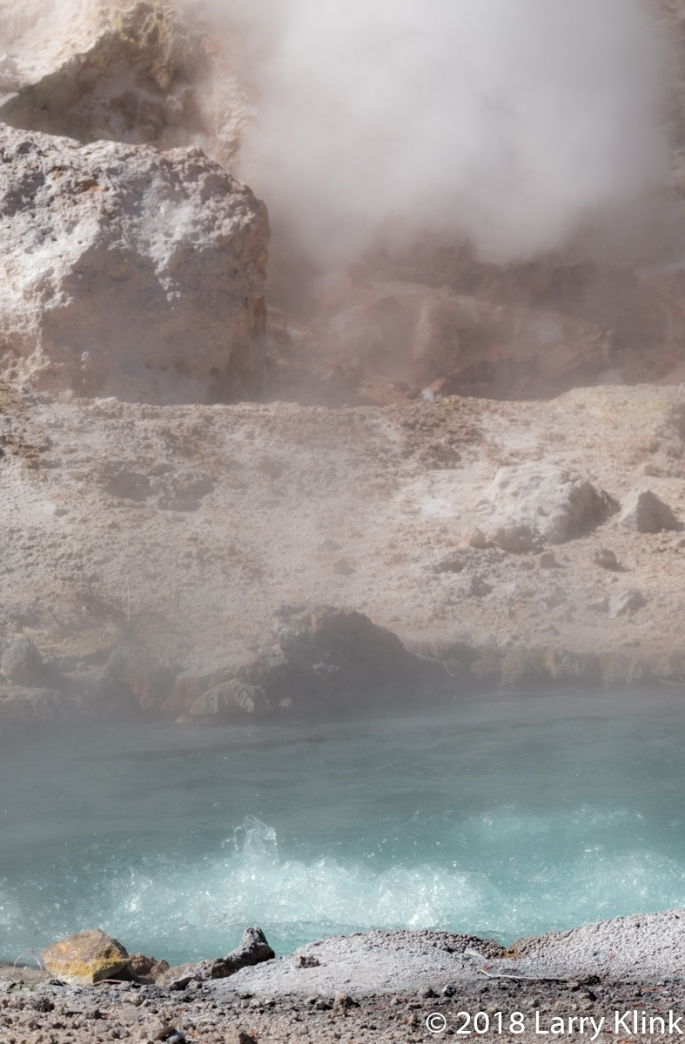 Beryl Spring - Hot Spring and Fumarole