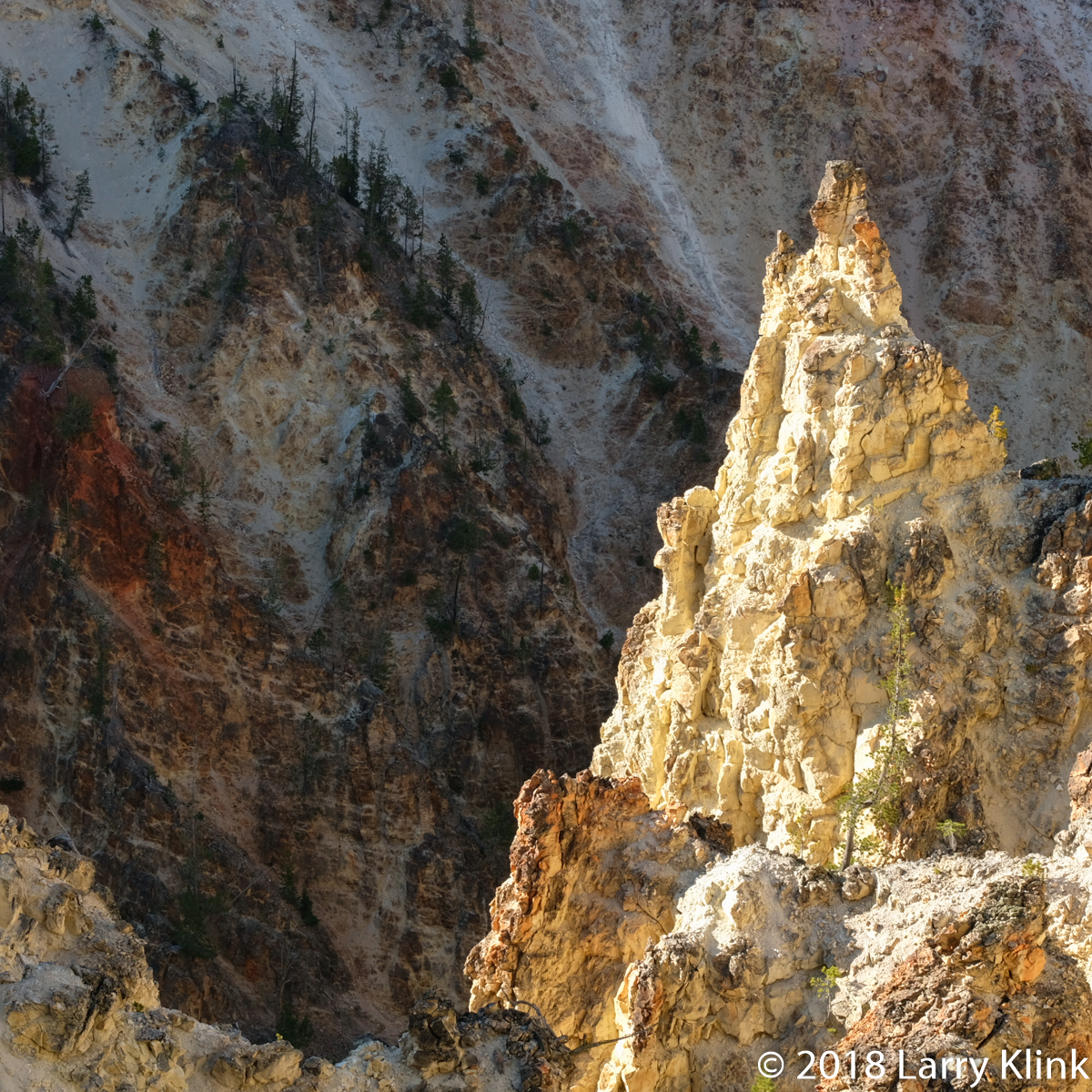 Grand Canyon of the Yellowstone - P2