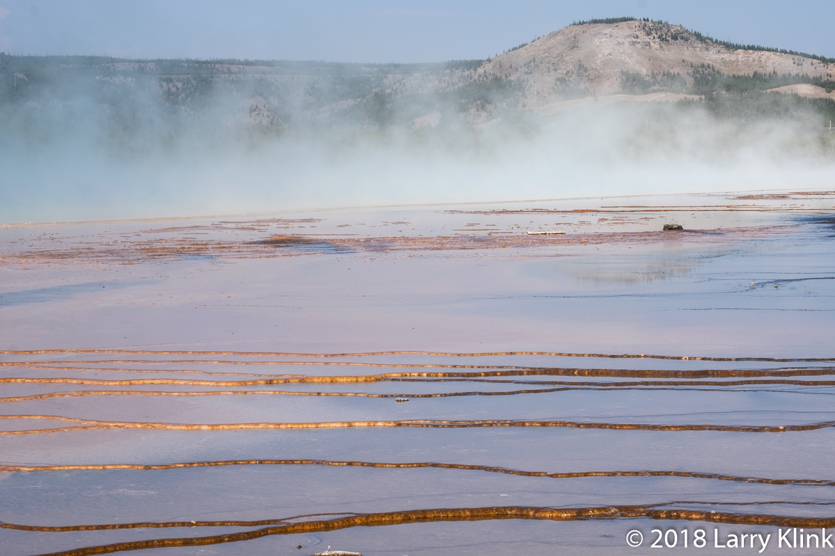 Grand Prismatic Spring, Yellowstone National Park; SEP 2018