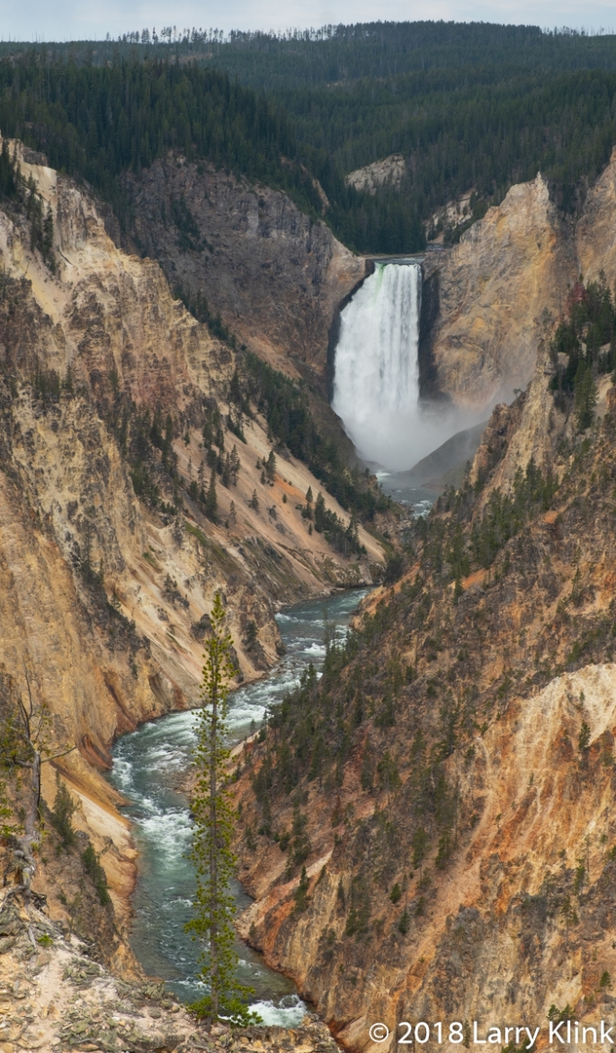 Grand Canyon of the Yellowstone - P5